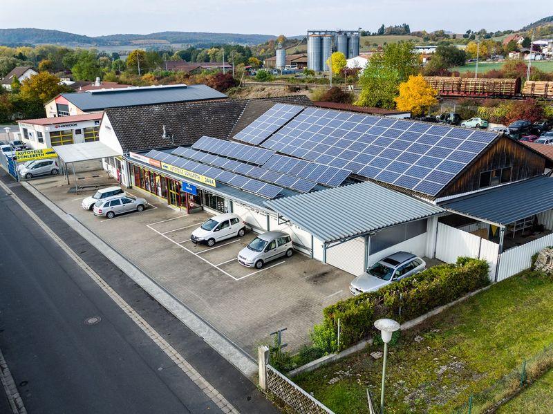 Solarstrom Autoteile Schlereth
